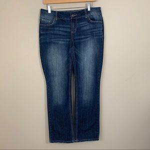 Maurices jeans size 7/8 short